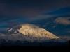Sonnenaufgang am Mount McKinley