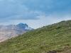 Bester Ausblick auf die Alaska Range