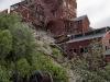 Die alte Kupfermine der Kennecott Mining Company
