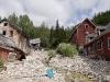 Überreste der Kennecott Mining Company in McCarthy