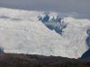 Ausblick auf den riesigen McCarthy Gletscher