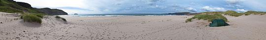 Ein ganzer Strand nur in unserer Hand ...